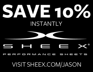 Get 10% off at SHEEX.com