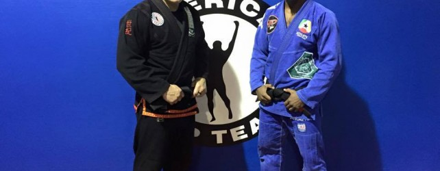 Jason High Earns his Black Belt